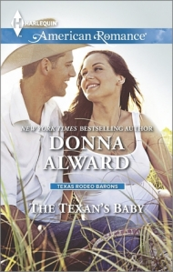 The Texan's Baby DA