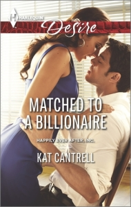 Matched to a Billionaire Kat Cantrell