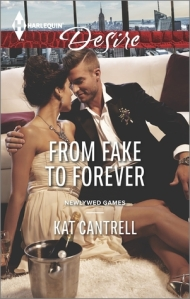 From Fake to Forever Kat Cantrell
