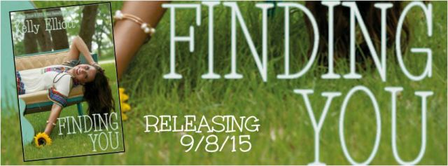 Finding You Banner