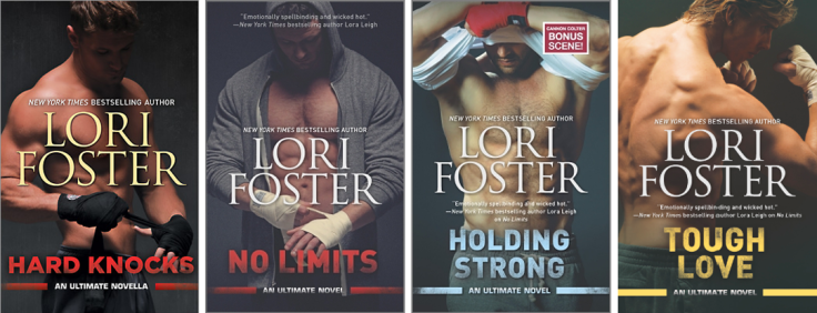 Lori-Foster-Covers Ultimate Series