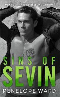 Sins Of Sevin by Penelope Ward cover