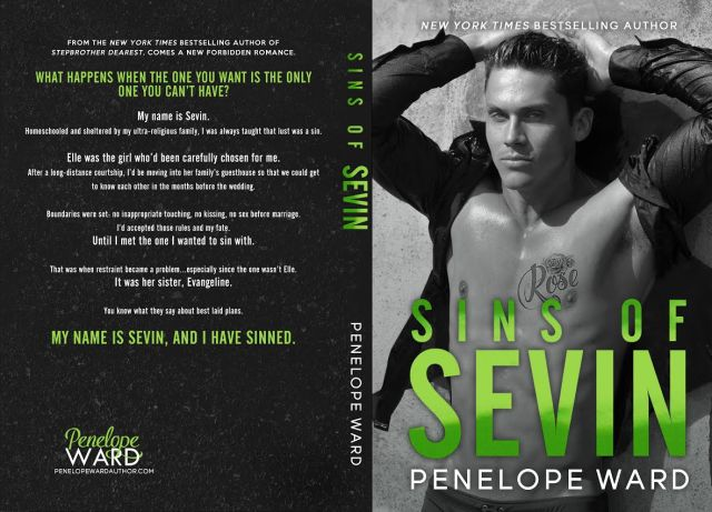 Sins Of Sevin full cover