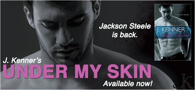 Under My Skin by J. Kenner
