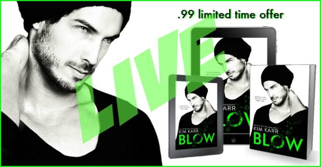 blow limited offer