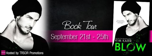 blow book tour