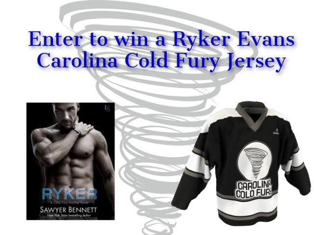 Jersey Giveaway Ryker