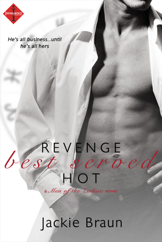 Revenge Best Served Hot by Jackie Braun