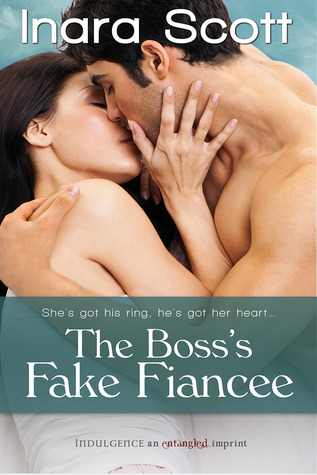 The Boss's Fake Fiancee by Inara Scott