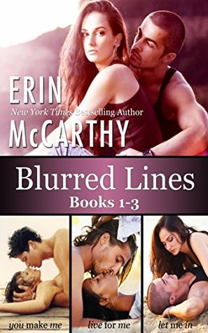 Blurred Lines by Erin McCarthy