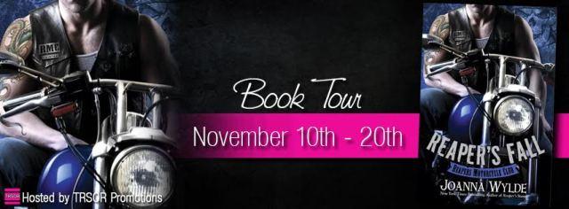 reaper's fall book tour