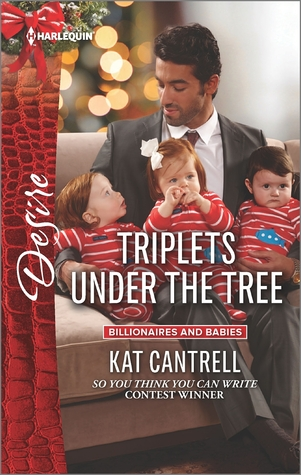 Triplets Under The Tree by Kat Cantrell