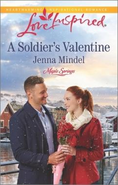 A Soldier's Valentine by Jenna Mindel