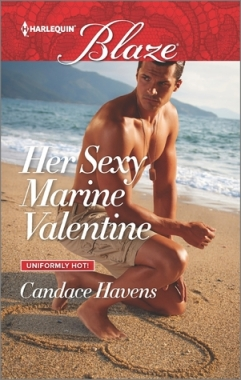 Her Sexy Marine Valentine by Candace Havens