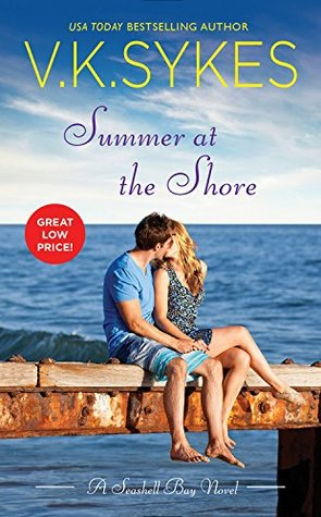 Summer at the Shore by V.L. Sykes