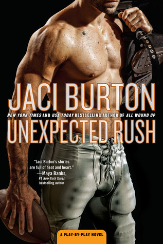 Unexpected Rush by Jaci Burton