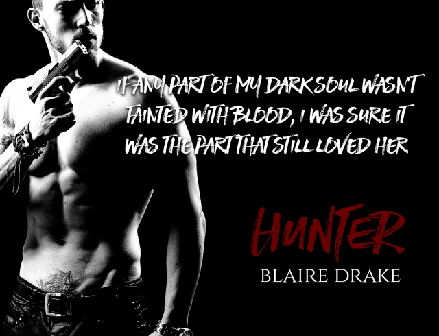 Hunter by Blaire Drake - Teaser 1