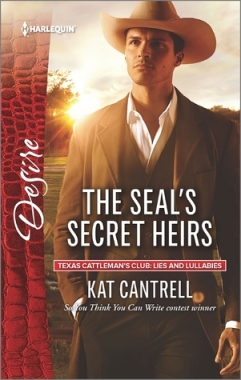 The SEAL's Secret Heirs by Kat Cantrell