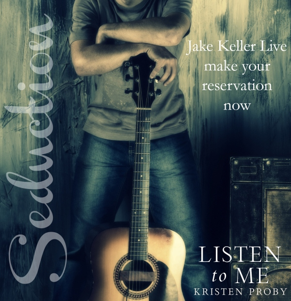 Listen To Me by Kristen Proby Teaser 1