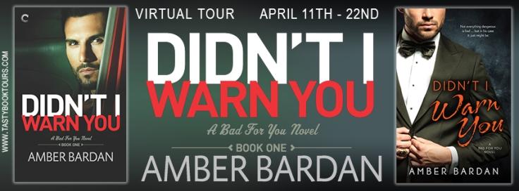 VT - Didn't I Warn You by Amber Bardan
