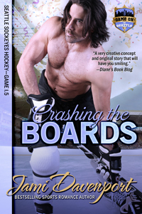 Crashing the Boards by Jami Davenport