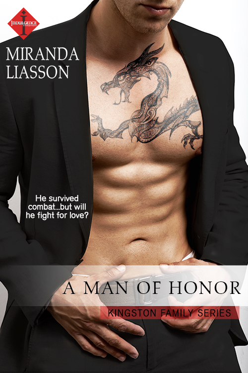 A Man of Honor - Miranda Liasso - Entangled Publishing - Indulge