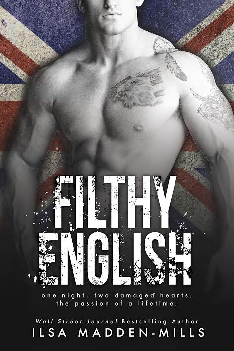 filthy english cover