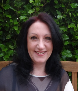Tania Sparks Author Photo