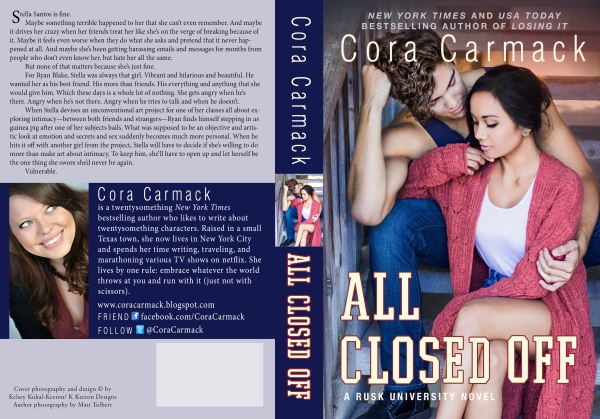 Cora - All Closed Off