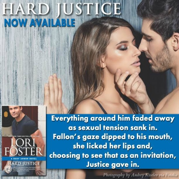 HARD JUSTICE - Now Available 1