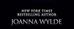 Joanna Wylde - author image