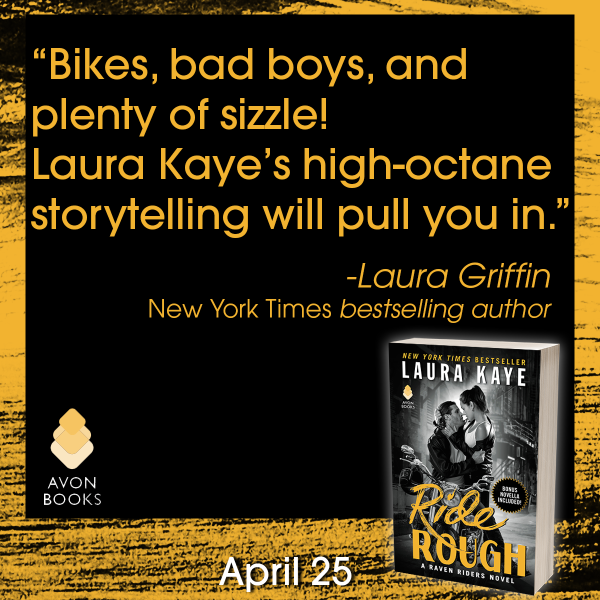 AQ Ride Rough Laura Griffin