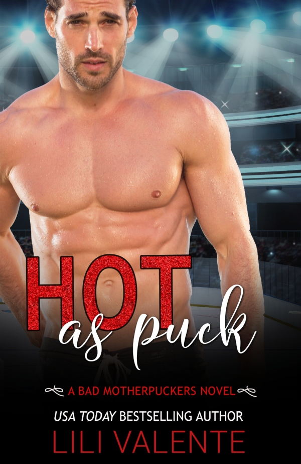 Hot as Puck Ebook Cover