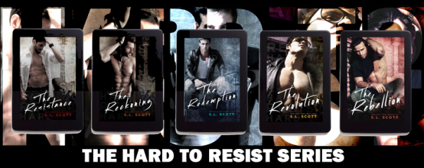 Hard to Resist Series Banner