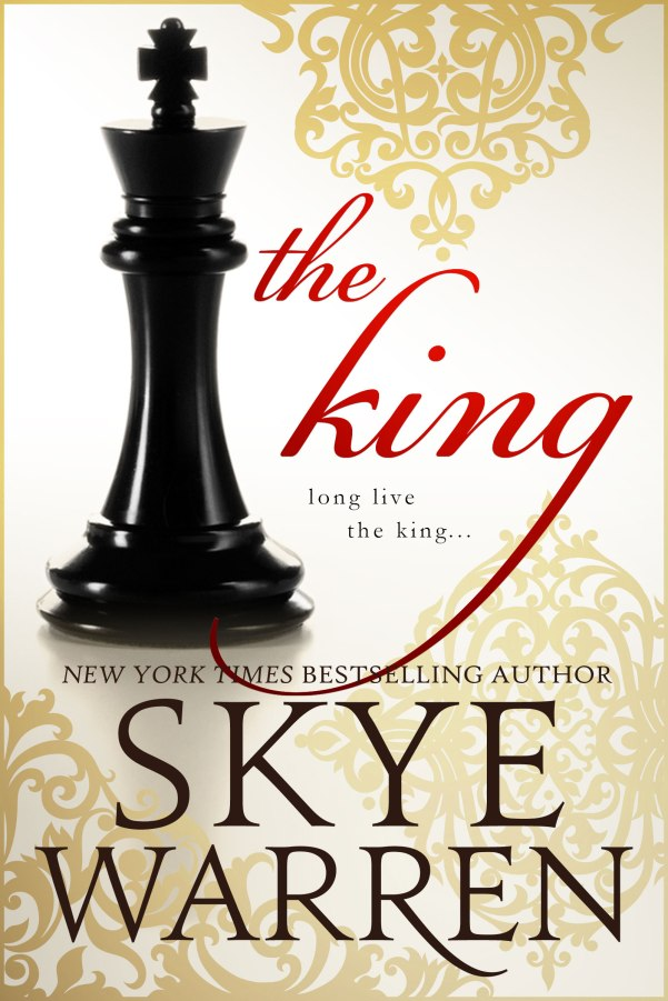 The King Ebook Cover