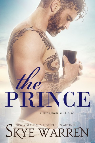 The Prince Ebook Cover