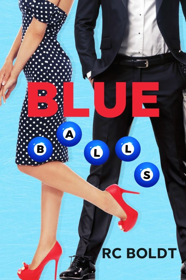 Blue Balls Ebook Cover