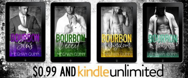 Bourbon Series Meghan Quinn