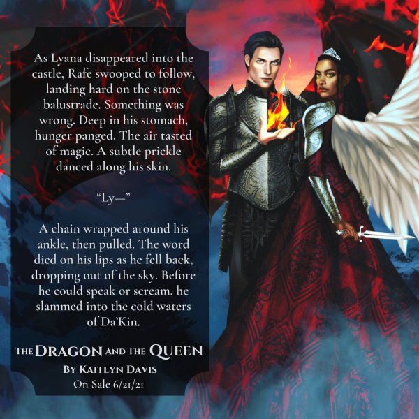 The Dragon and the Queen Kaitlyn Davis Teaser 2