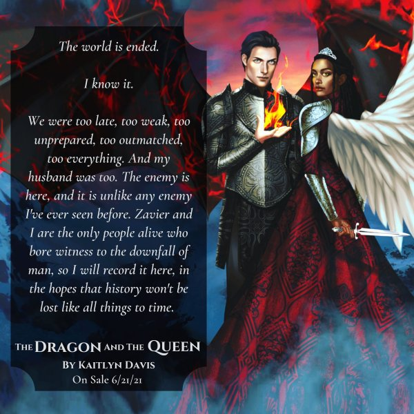 The Dragon and the Queen Kaitlyn Davis Teaser 3
