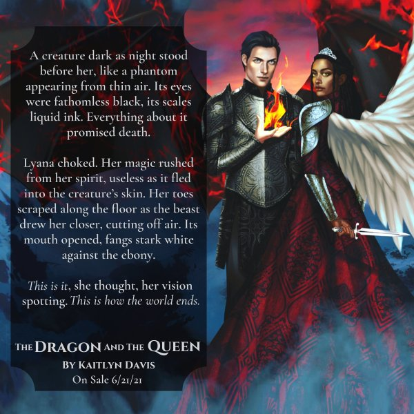 The Dragon and the Queen Kaitlyn Davis Teaser